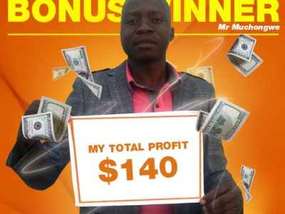 Mr Emmanuel Muchongwe