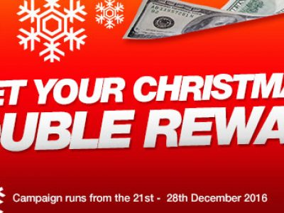 This campaign is out of date! (BF SUPPORTERS Christmas Double Reward)