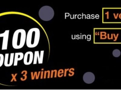 "$100 Coupon Winners | Use ""Buy Now"" & Win $100 Coupon!"