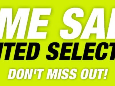 Limited Selection | Only This weekend!