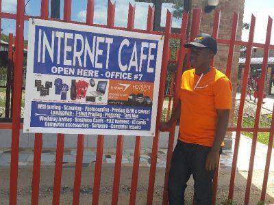 Passionate Entrepreneur, Patrick from Karoi, Zimbabwe (Part. 2)