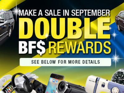 Buy One Get Double Reward!(ONLY for TANZANIA)
