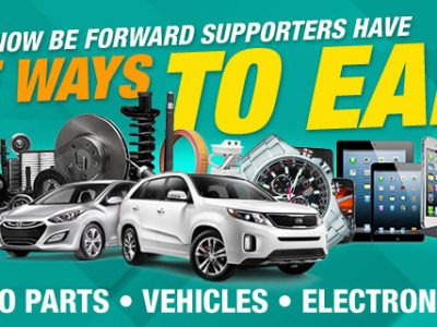 You have more ways to earn now! Sell Auto Parts or Electronics too!