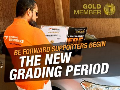 <b>New Gold Members and the Next Grading Period</b>