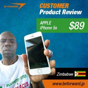 Apple-iPhone5s--$89--Zimbabwe