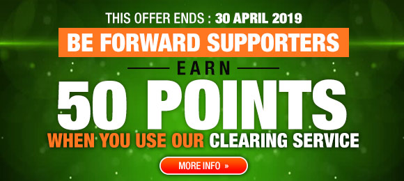 50 Points Clearing Service Campaign