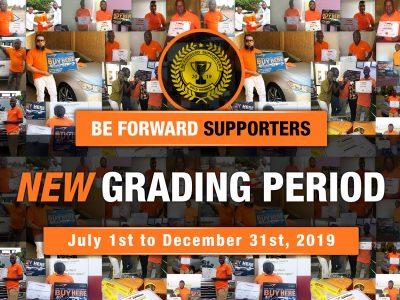 <b>Nuevo Periodo de Evaluación (1 de julio a 31 de diciembre de 2019)</b>