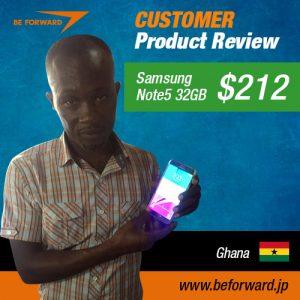 Prosper Pardie Samsung-Galaxy-Note5-32GB $212-Ghana-_-facebook-ad-500-x-500