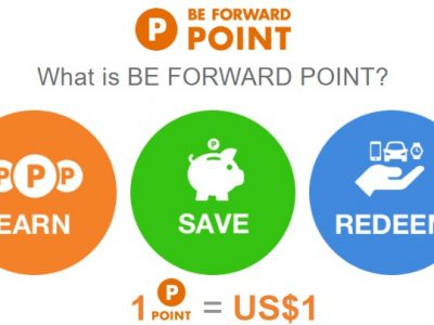 <b>What is BE FORWARD REWARD POINT PROGRAM?</b>