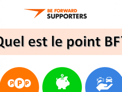 Quel est le point BF?