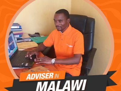 Success Story of BFS Adviser: Grivin Sauka at Malawi